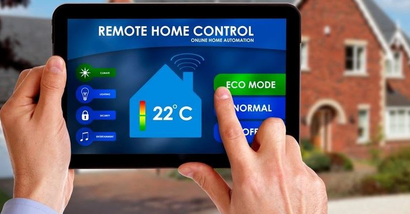 Smart homes for the elderly