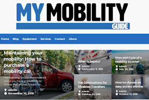 My Mobility Disability Guide