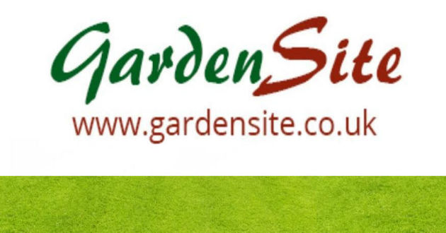 GardenSite banner for accessible gardens