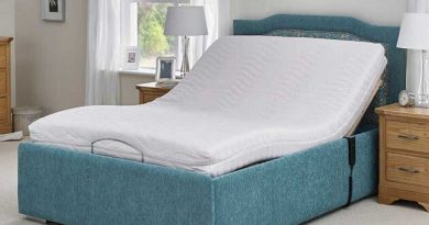 Sleep In Comfort With An Adjustable Bed