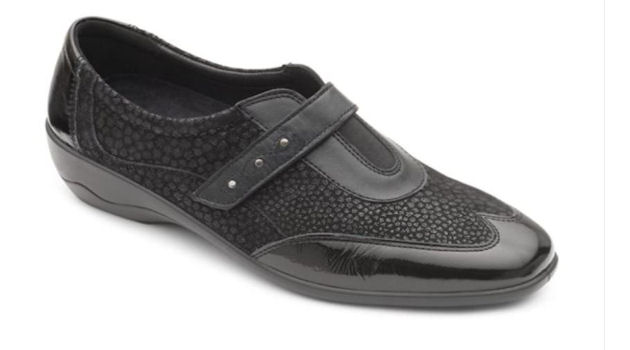 Wide fitting shoes for women
